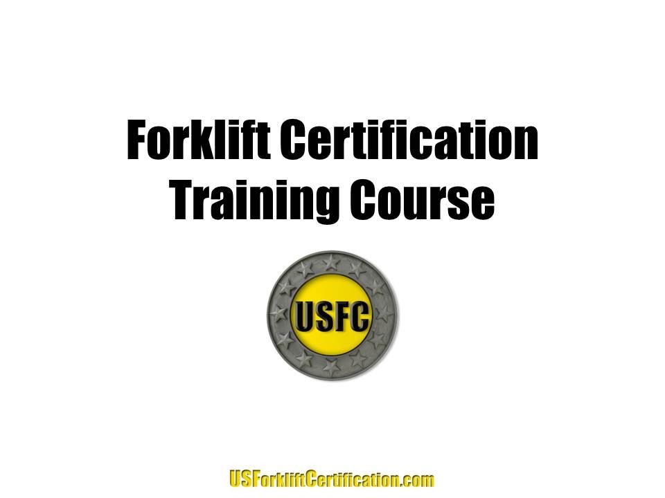38 Forklift Operator Certification Earn Your Fork Lift Operators